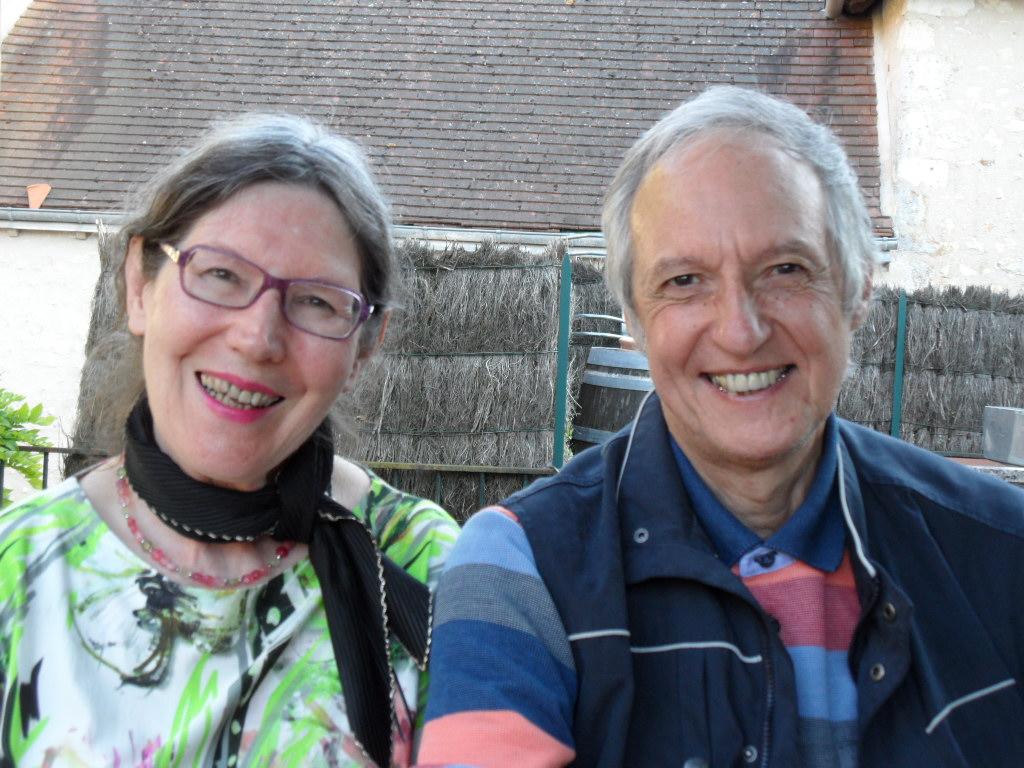 image Claire et Robert Belmas