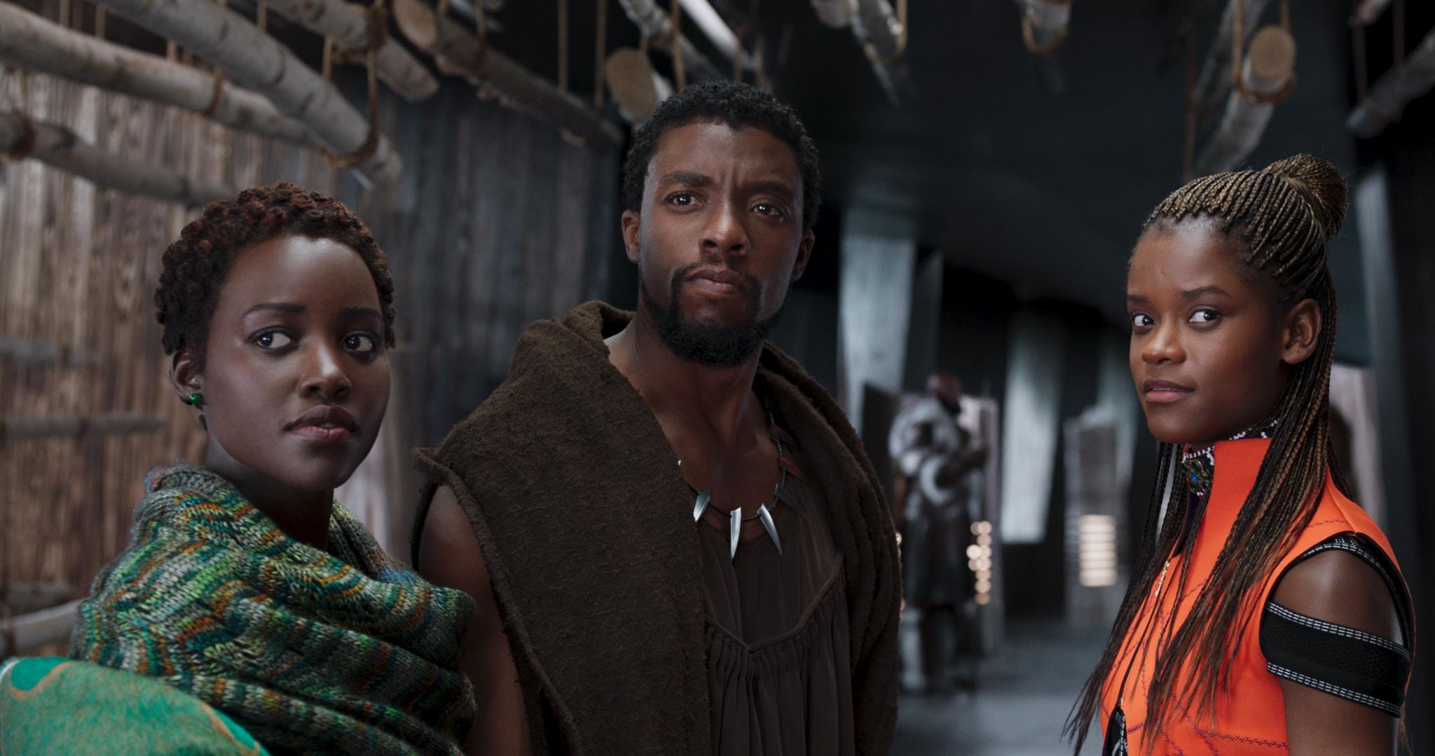 Black Panther photo film