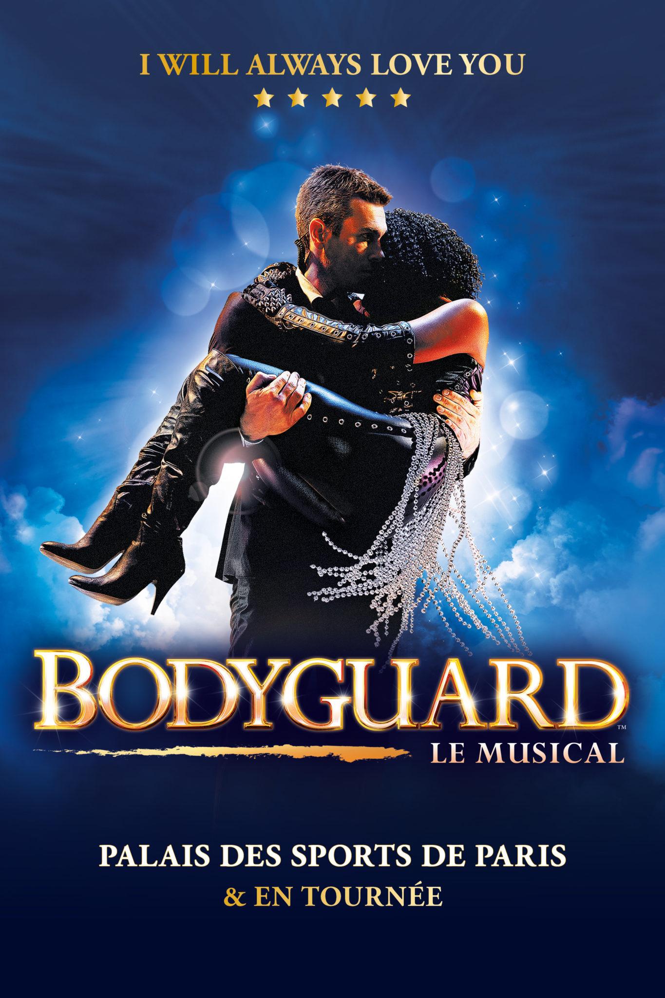 """[Critique] """"Bodyguard, Le Musical"""" : Dans l'ombre de Whitney Houston 1 image"""