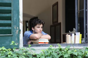 Call Me By Your Name photo film