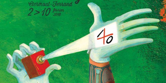 Festival du Court Métrage Clermont-Ferrand 2018 affiche
