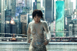 GHOST IN THE SHELL Rupert Sanders image Scarlett Johansson