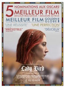 Lady Bird affiche film