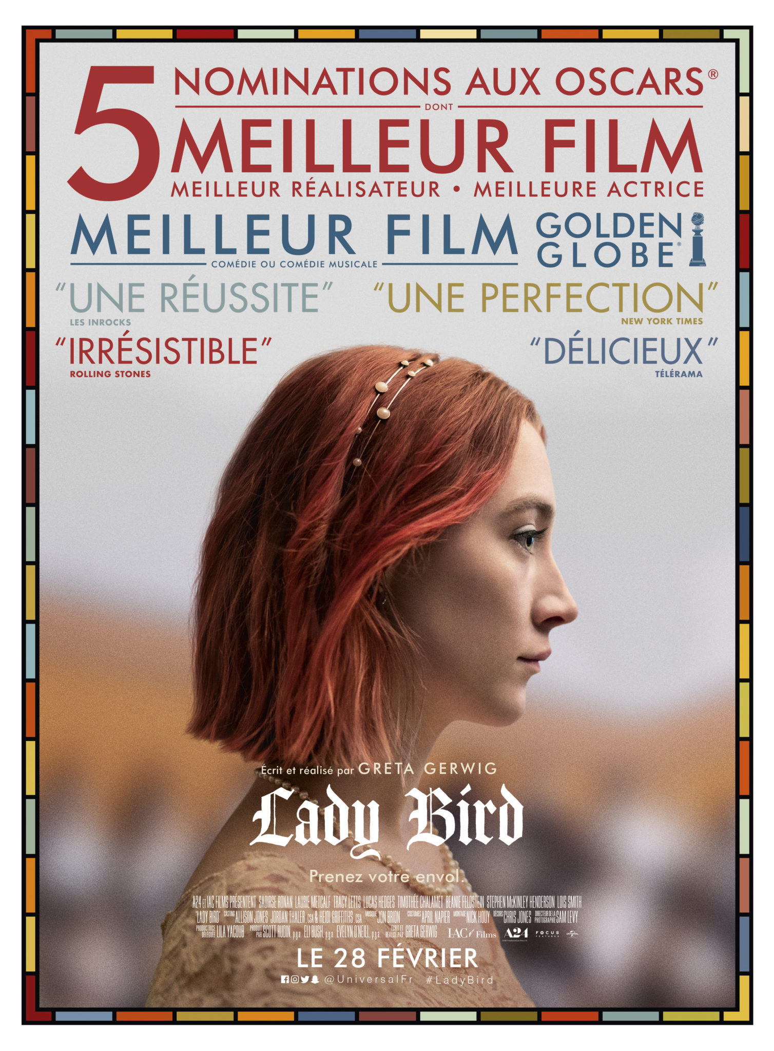 Lady Bird affiche film