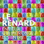 """♥ [Critique] """"Le renard envieux qui me ronge le ventre"""" de la Compagnie Les Entichés"""