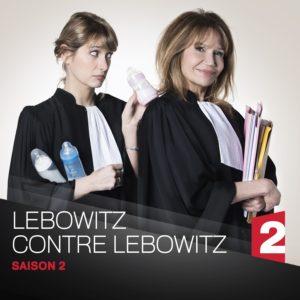 Lebowitz contre Lebowitz saison 2 affiche