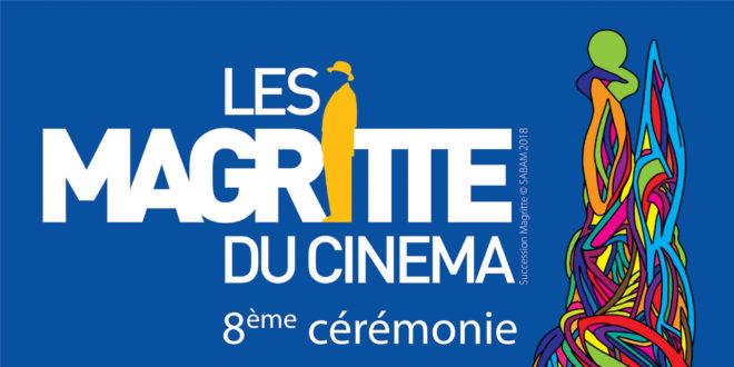 Les Magritte du Cinéma 2018 affiche