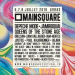 Main Square Festival 2018 : Le programme du 6 au 8 juillet annoncé