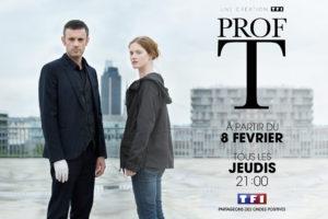Prof T saison 1 affiche