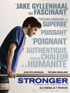 Stronger affiche film