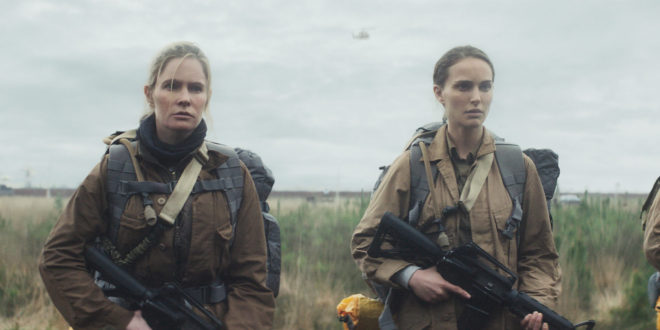 ANNIHILATION photo film netflix