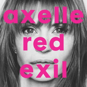 Axelle Red EXIL COVER