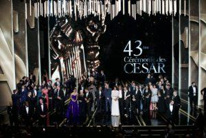 CEREMONIE CESAR 2018 image palmrès lauréats