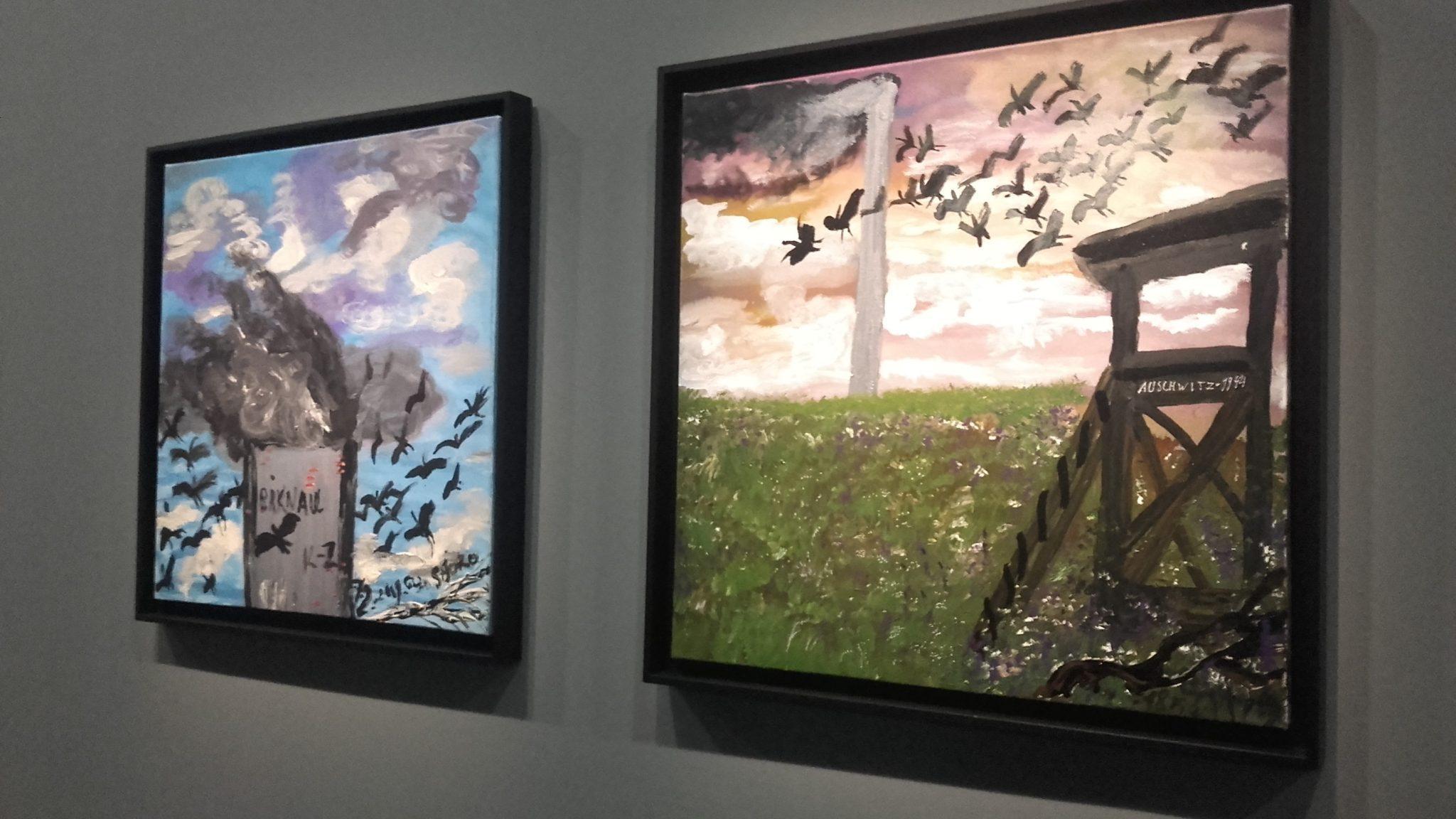 Exposition Ceija Stojka (1933-2013) une artiste rom dans le siècle image 2