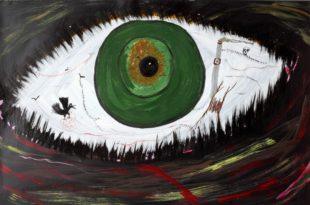 Exposition Ceija Stojka (1933-2013) une artiste rom dans le siècle image C.S, Ohne Titel