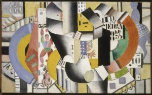 Exposition Fernand Léger BOZAR 2018 image Cirque medrano