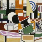 Exposition Fernand Léger BOZAR 2018 image Le pont du remorqueur