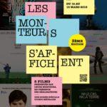 Festival Les Monteurs s'affichent 2018 : Le programme complet