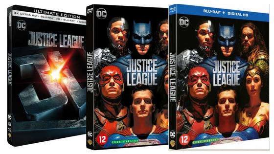 Justice League Concours
