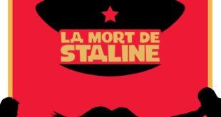 La Mort de Staline d'Armando Iannucci affiche