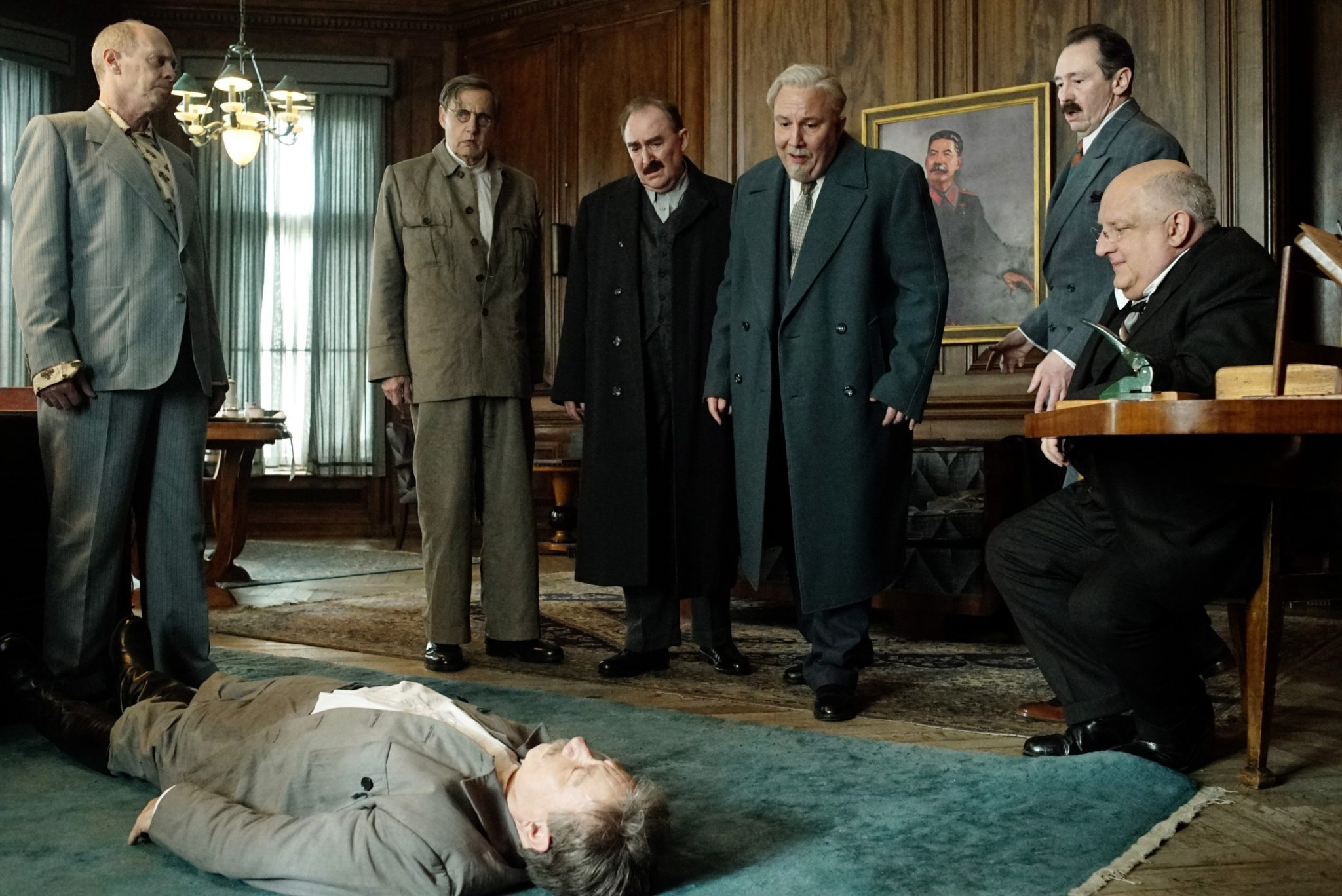 La Mort de Staline d'Armando Iannucci image 1