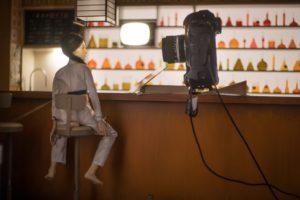L'Île aux chiens de Wes Anderson image tournage-2