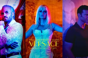 THE ASSASSINATION OF GIANNI VERSACE: AMERICAN CRIME STORY affiche série