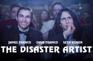 The Disaster Artist affiche film