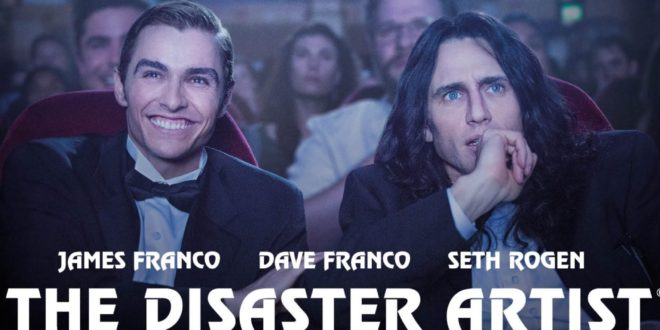The Disaster Artist affiche film