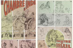 Une chambre en Inde du Théâtre du Soleil Ariane Mnouchkine affiche