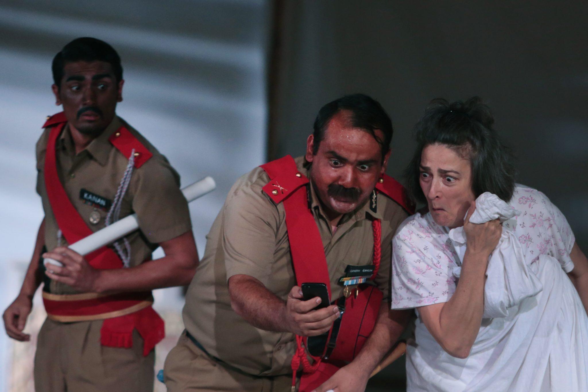 Une chambre en Inde du Théâtre du Soleil Ariane Mnouchkine image-3