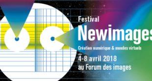 Affiche Festival NewImages 2018