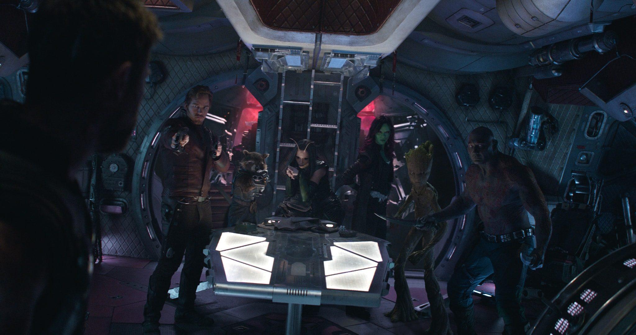 Avengers Infinity War de Joe Russo et Anthony Russo image