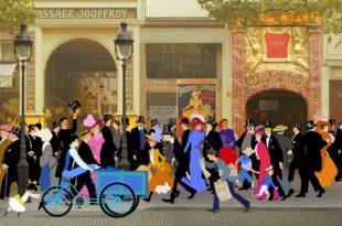 Dilili à Paris de Michel Ocelot image