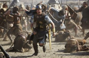 Exodus: Gods And Kings image photo Christian Bale
