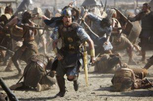 Exodus: Gods And Kings image photo Christian Bale