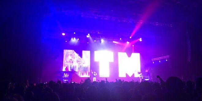 image concert Suprême NTM