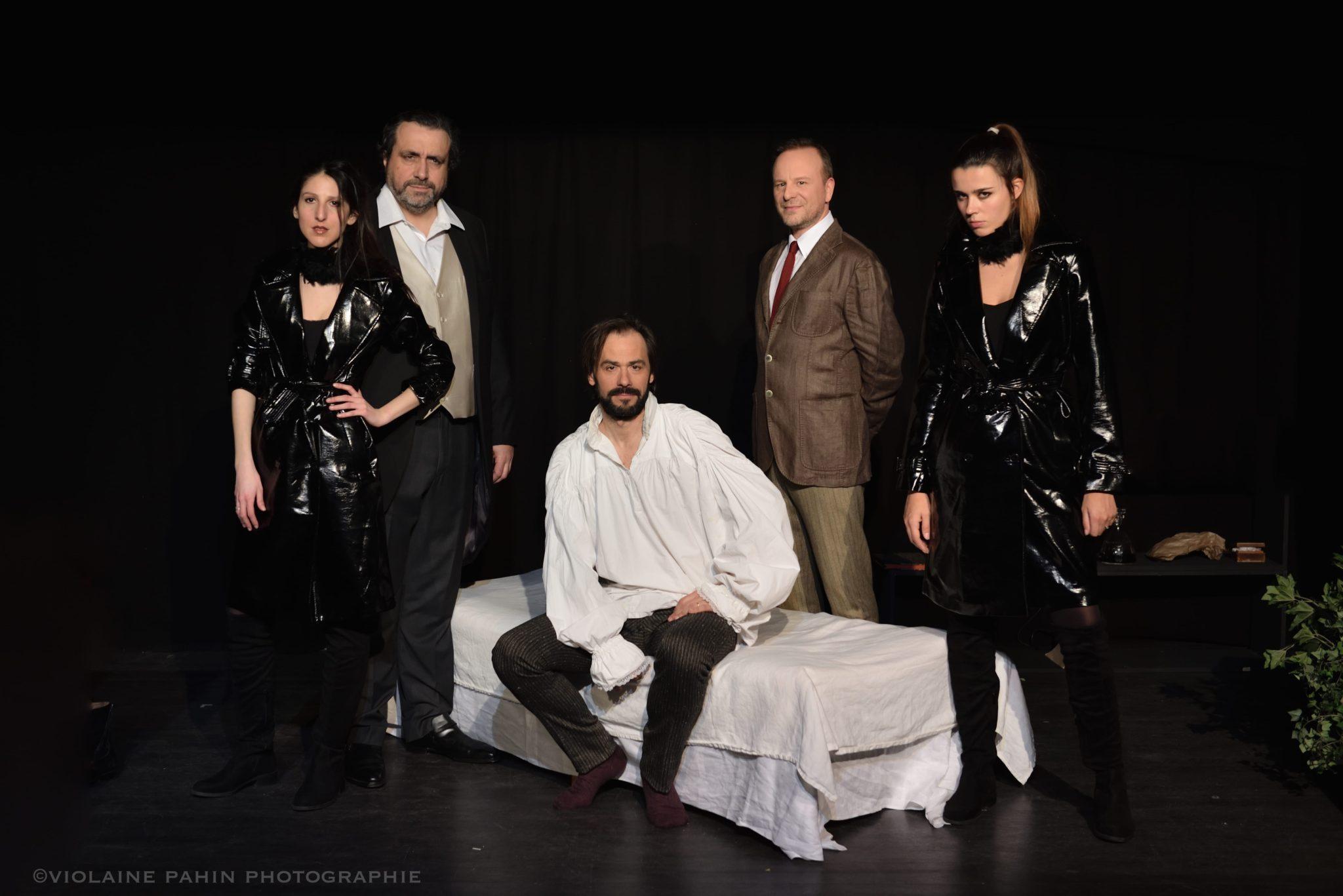 FORTUNINO ou les démons de Verdi par Sophie Chevalier image 1