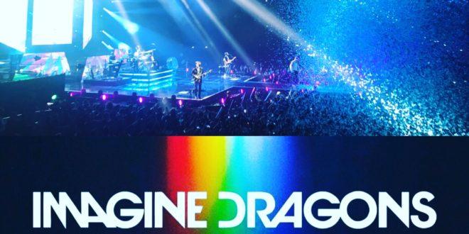 Imagine Dragons image concert AccorHotels Arena Paris 04