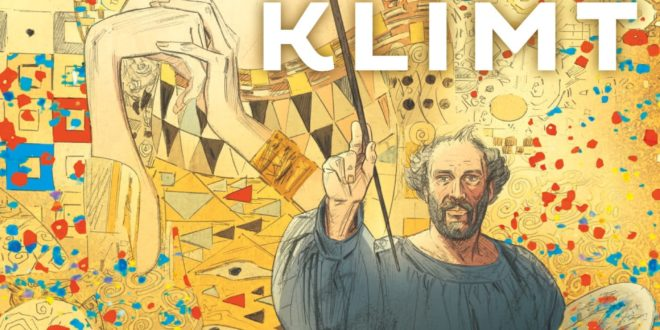 Gustav Klimt : Expositions et bande dessinée pour le centenaire de ...