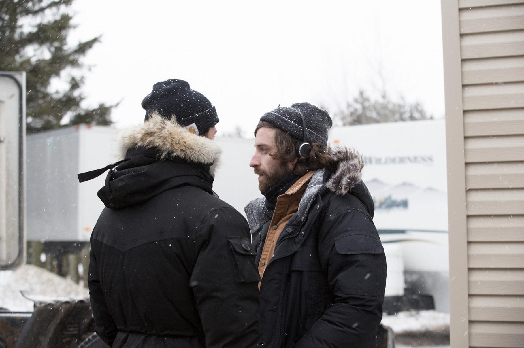Mobile Homes de Vladimir de Fontenay image tournage-8