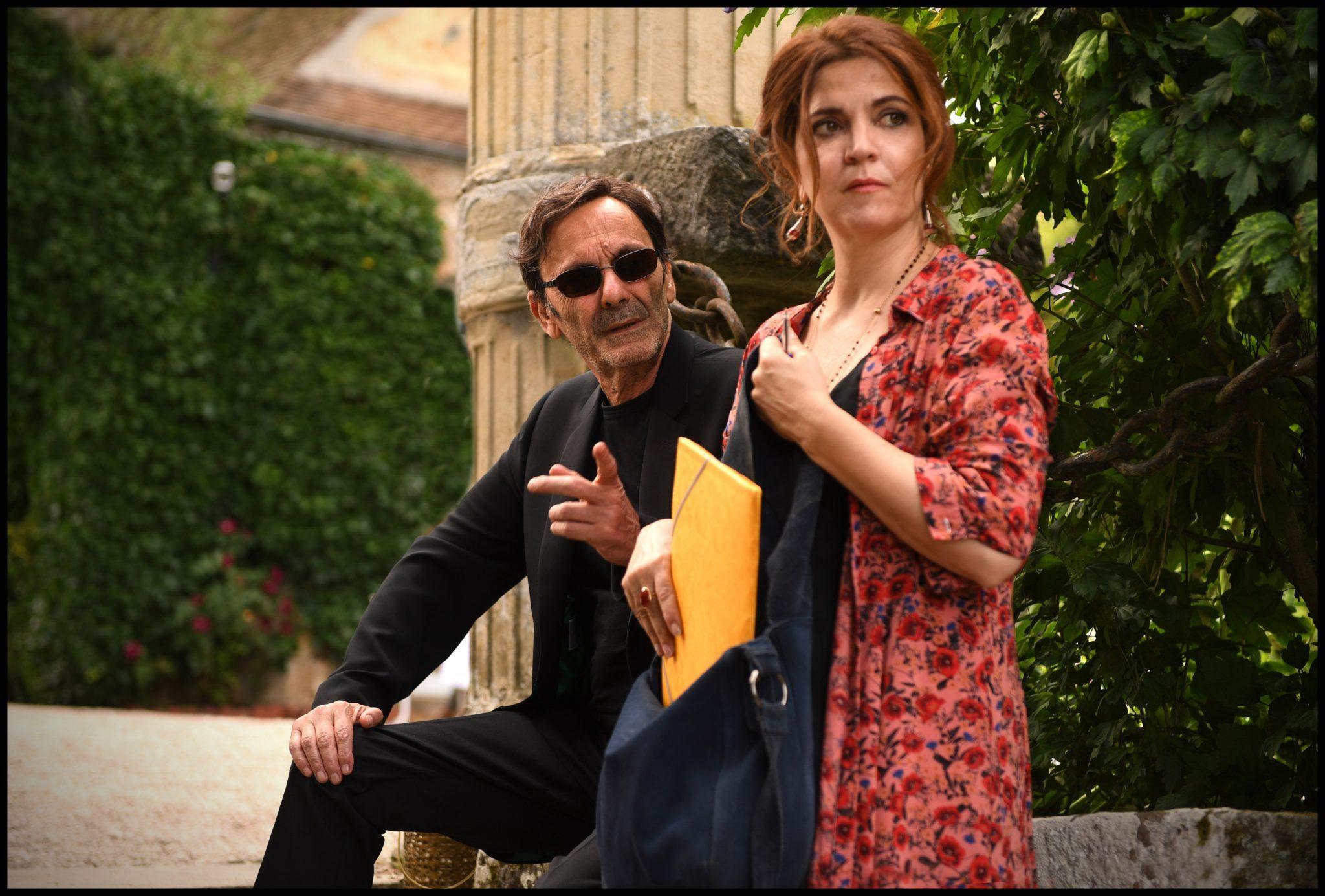 Place Publique photo film Agnès Jaoui