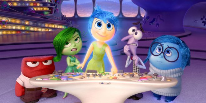 Vice Versa de Pete Docter image Disney Pixar