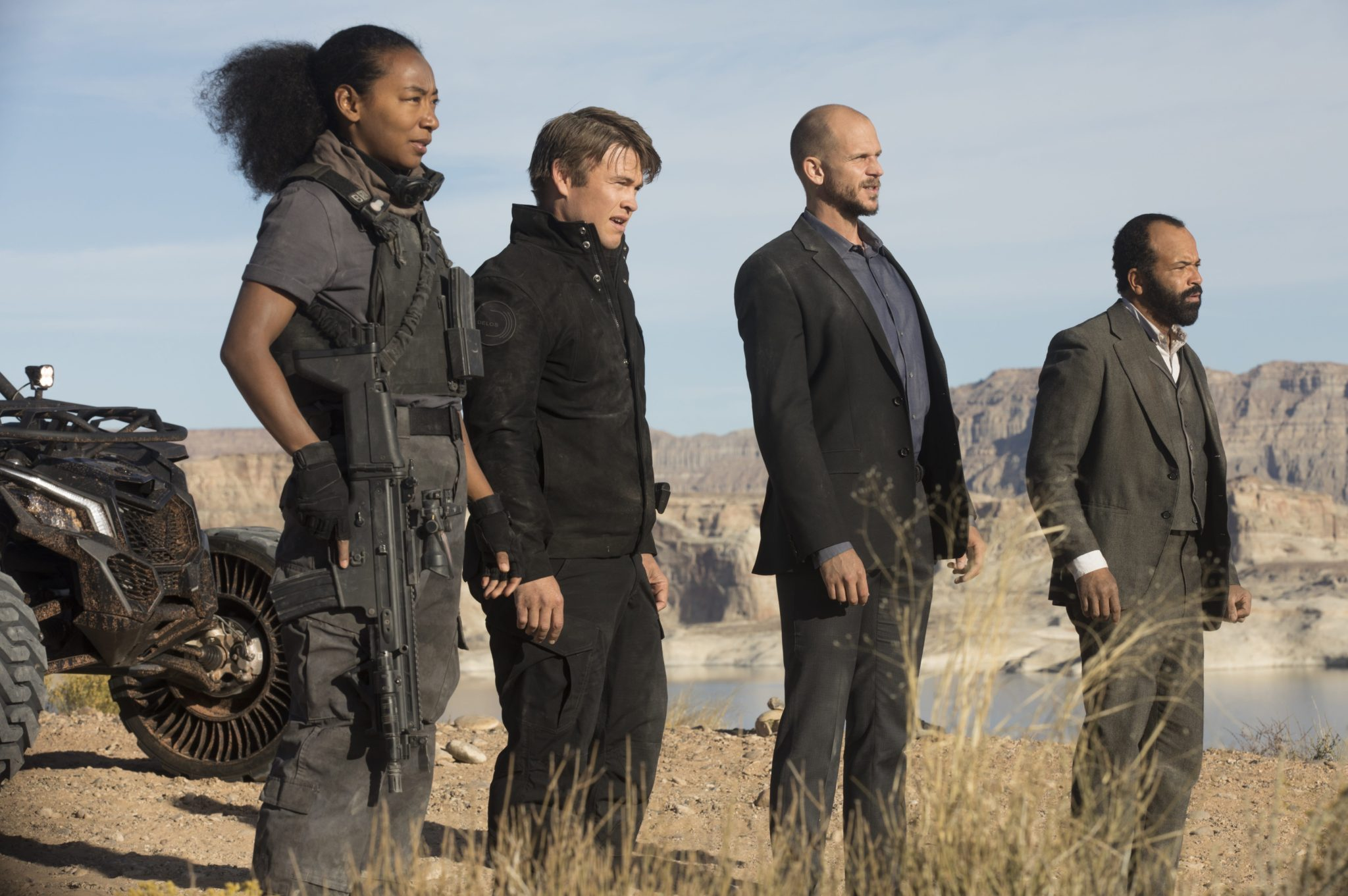 Westworld saison 2 image 3