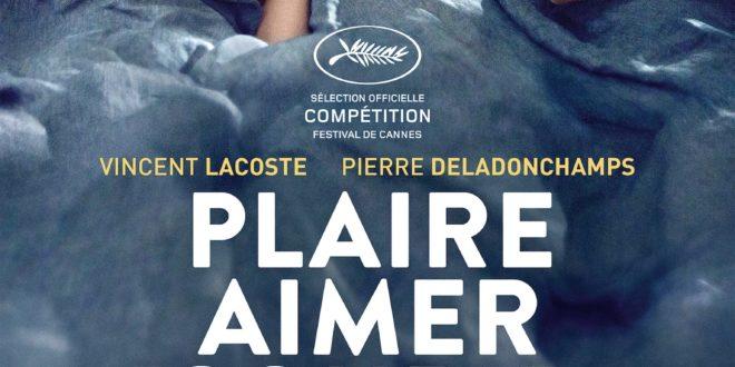 AFFICHE PLAIRE, AIMER ET COURIR VITE de Christophe Honoré film cinéma
