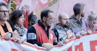 Vincent Lindon dans le film En Guerre de Stéphane Brizé critique avis cannes 2018