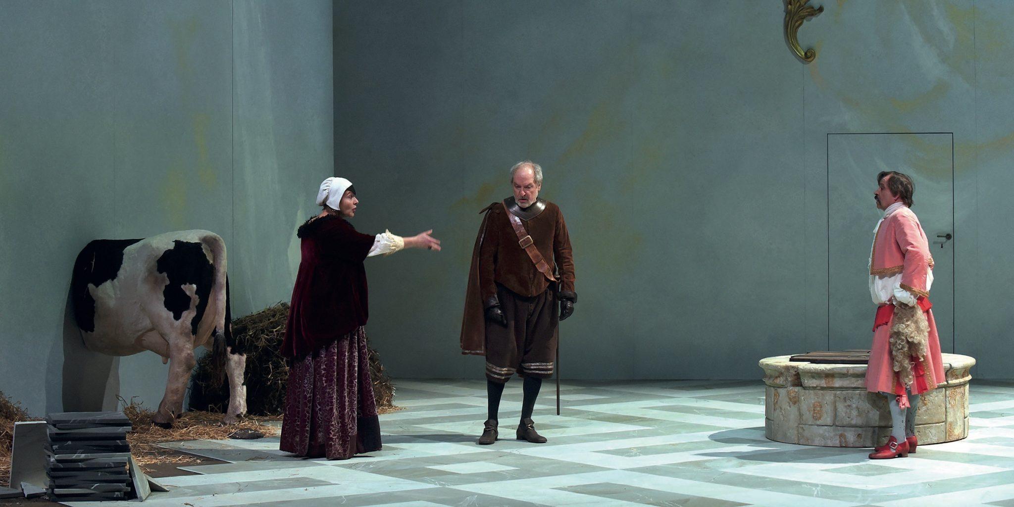 George Dandin ou le mari confondu de Molière par Jean-Pierre Vincent photo 1