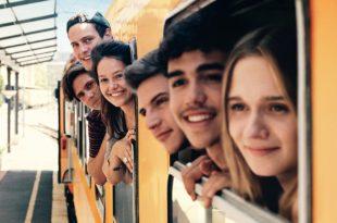 Interrail de Carmen Alessandrin