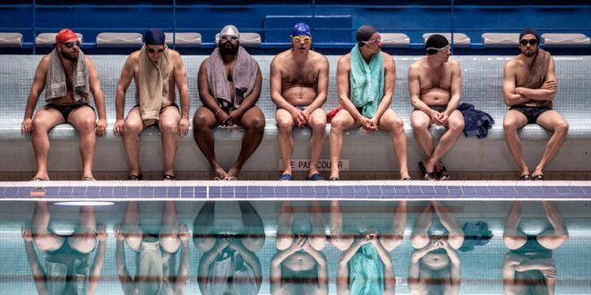 Le Grand Bain de Gilles Lellouche Cannes 2018