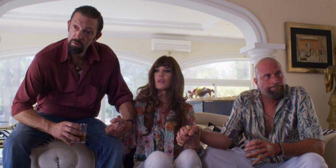 François Damiens, Isabelle Adjani, Vincent Cassel dans le film Le Monde est à toi critique film Cannes 2018